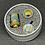 Thumbnail: Set Titanium DT/Button/Flush Fit for BB by HDC