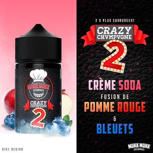 Crazy Chvmpvgne V2 50ml Mukk Mukk