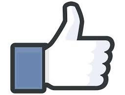 Facebook likes climbing!