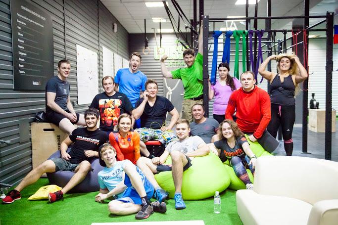 кроссфит клуб Eto CrossFit Detka тренировка12