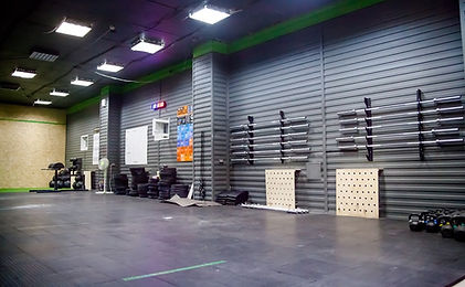 интерьер Eto CrossFit Detka