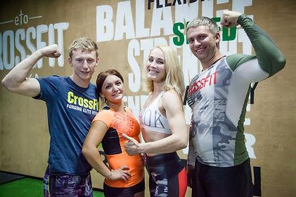 тренерский состав Eto CrossFit Detka
