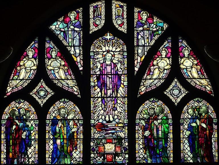 Ascended Christ