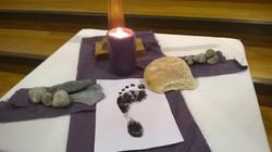 Lent Table