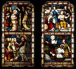 John Baptist and Paul the Apostle