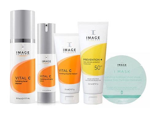 Hydrating Facial Kit