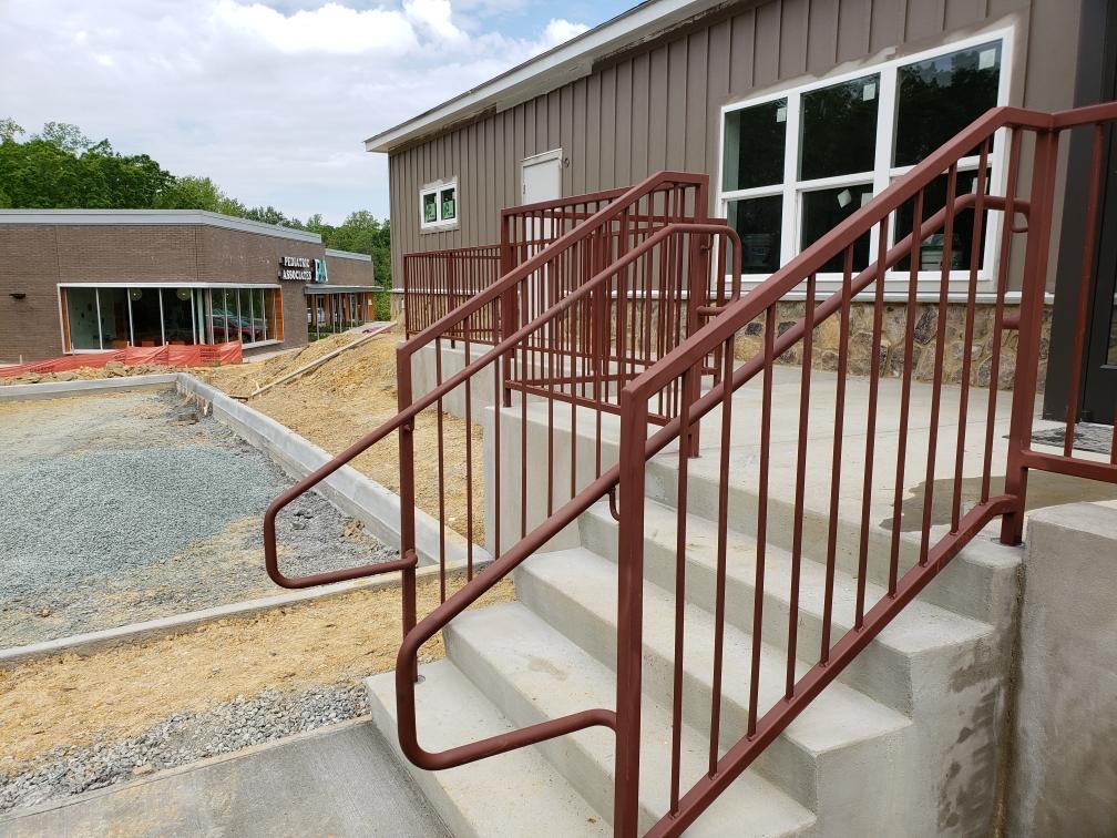 Handrail/Guardrail Fabrication