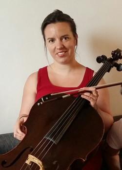 Mathilde RADELET, violoncelle