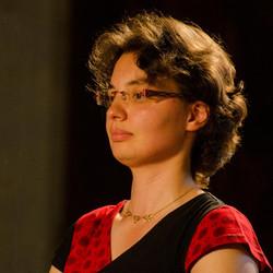 Anne-Claire COURBERAND, piano