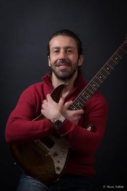 Ibrahim SULAIMANY, guitare