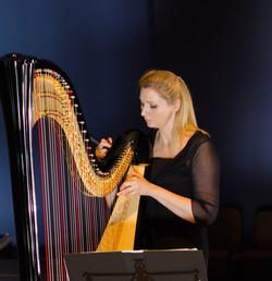 Béatrice GUILLERMIN, harpe
