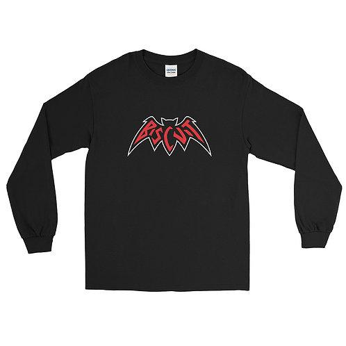 Bat BLK Longsleeve