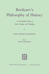 Berdyaev's Philosophy of History- An Exi