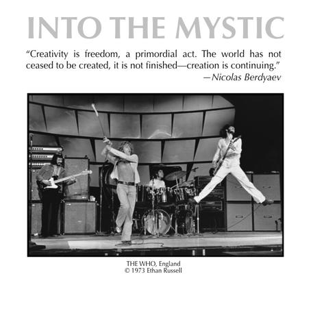 Nicolas Berdyaev and The Who