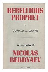 Rebellious Prophet
