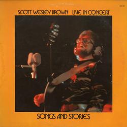 Scott Wesley Brown-Songs and Stories