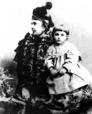 Nicholas Berdyaev as a Child