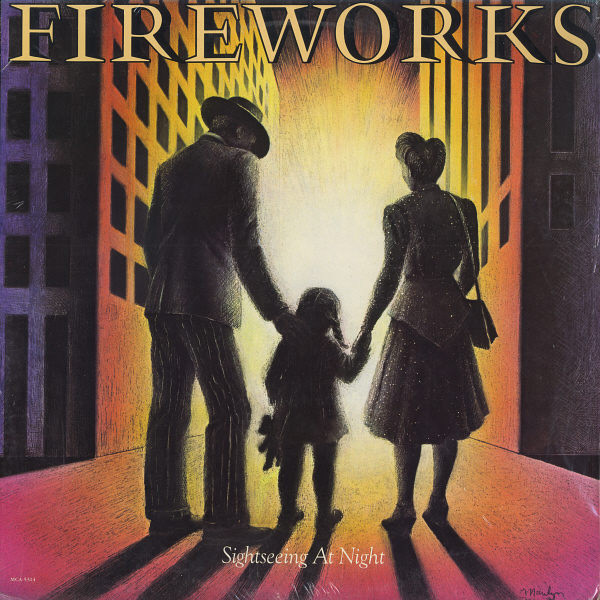 Marty McCall and Fireworks-Sightseeing at Night