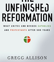 Book Recommendation - The Unfinished Reformation