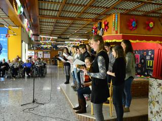 Evangelism Week w/ Saints Bible Institute, Italy