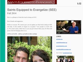 Fall News from S.E.E.