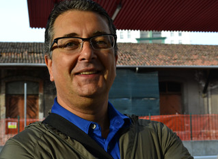 Missions Supporter - meet James Coffarelli