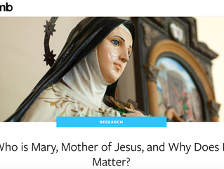 Who is Mary? - a link to a useful article
