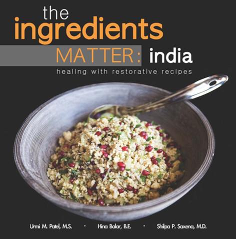 Los ingredientes Importentan - Shilpa P Saxena