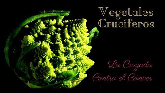Los vegetales contra el cáncer: Crucíferas