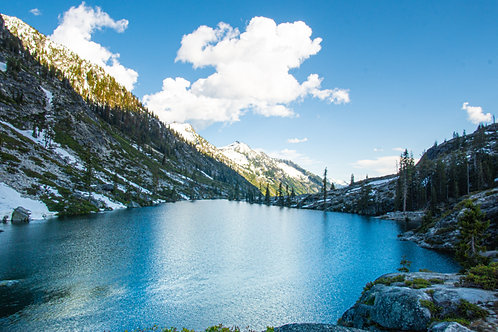 Shasta Trinity Alps - Glacier Lake 3