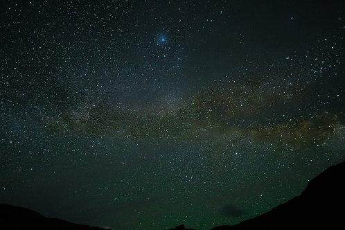 Starry Night on the Lost Coast