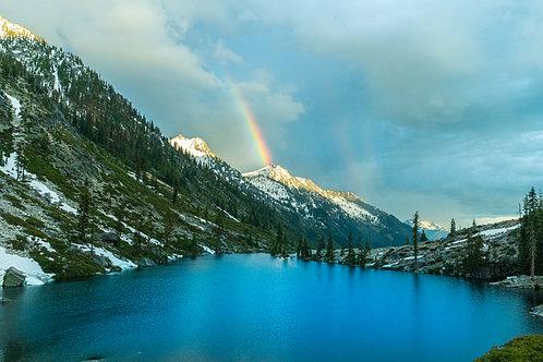 Shasta Trinity Double Rainbow