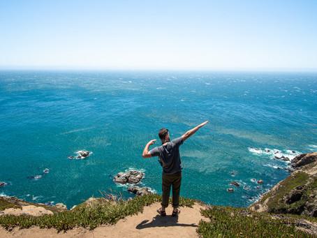 Backpacking NorCal/Oregon Part 6  |  Bolinas & San Francisco