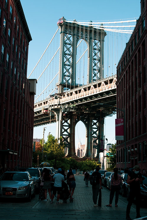 DUMBO - Brooklyn Bridge