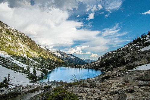 Glacier Lake - Shasta Trinity Alps