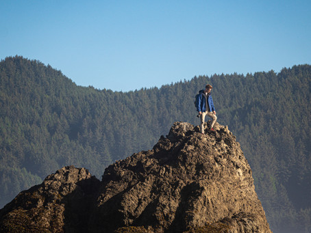 Backpacking NorCal/Oregon Part 4  |  Gold Beach