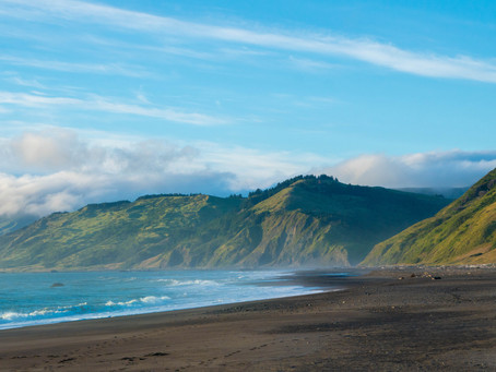 Backpacking NorCal/Oregon Part 5  |  The Lost Coast
