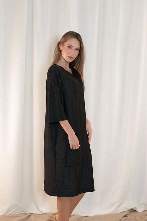 שמלת אור | שחורה