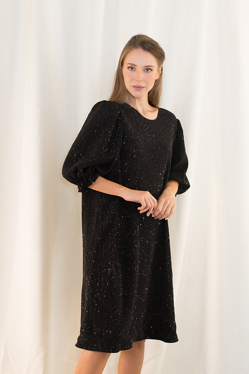 שמלת הוד | שחורה