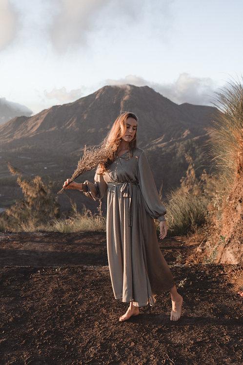 שמלת דרור | זית