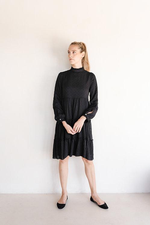 שמלת תמר   שחור