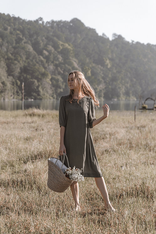 שמלת סביון   זית