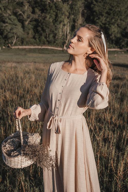 שמלת נוהר   אפרסק