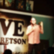 Stand-up comedian Dan Bublitz Jr at O So Good