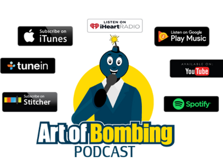 Places To Find Art of Bombing