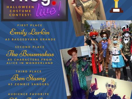 rileyLive Costume Contest Winners!