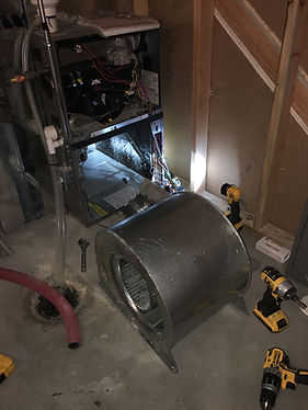 Furnace Blower Motor Cleaning Salt Lake City