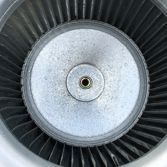 Clean Furnace Blower Motor