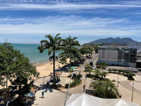 Vista do Hotel Rio das Ostras