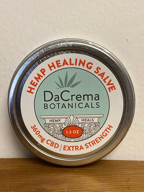DaCrema Botanicals 360mg 1.3oz Salve